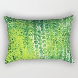 Emerald Feast Rectangular Pillow
