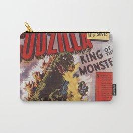 Godzilla rampage Carry-All Pouch