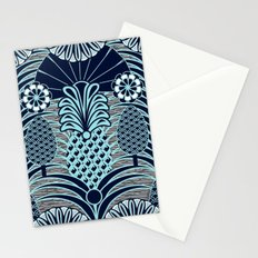 Arty Pineapples Stationery Cards