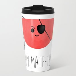 Ahoy Mate-tea! Travel Mug
