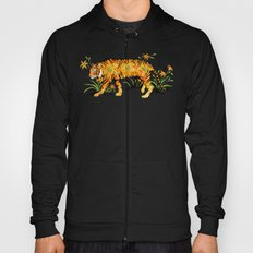Tiger Lily  Hoody