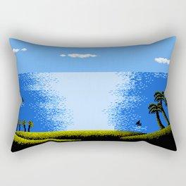 FARAWAY BEACH Rectangular Pillow