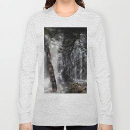 Cascading Long Sleeve T-shirt