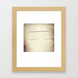 Sutro 19 Framed Art Print