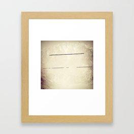 Sutro 19 Framed Art Print