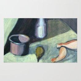 Noha Elmessiri - Still life Rug