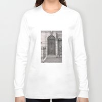 221b Long Sleeve T-shirts featuring 221b by v0ff