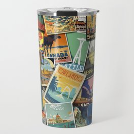 Adventure Calls Travel Mug
