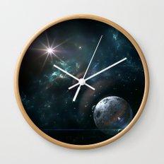 Experimental Solar System Wall Clock