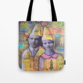 Enjoying Life Tote Bag