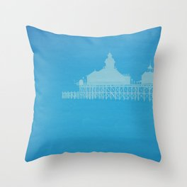 sea coast, vol. 2 Throw Pillow