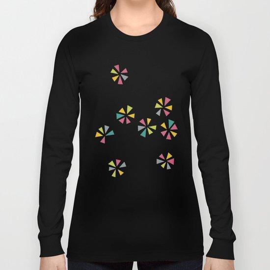 Colour Wheels Long Sleeve T-shirt