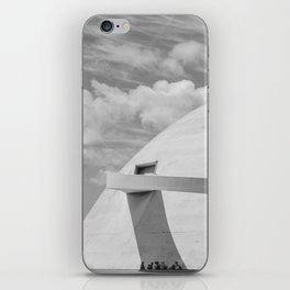 Niemeyer | architect | National Museum iPhone Skin