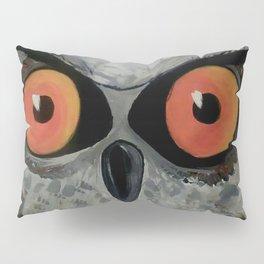 Fierce Owl Pillow Sham