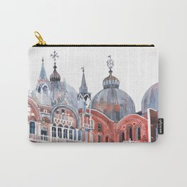 Basilica San Marco, Venezia Carry-All Pouch