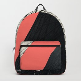 Hancock in Living Coral Backpack