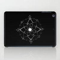 celestial iPad Cases featuring Celestial by Jess Duffy