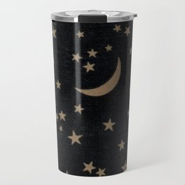 Book Cover Moon Travel Mug