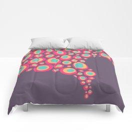 Swirl Dots Comforters