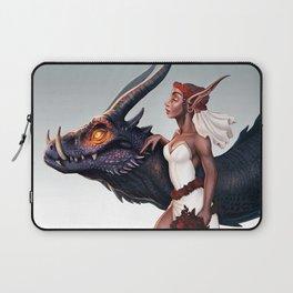Dragon Queen Laptop Sleeve