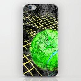 Tennis print work vs 8 iPhone Skin