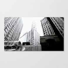 enclosed Canvas Print