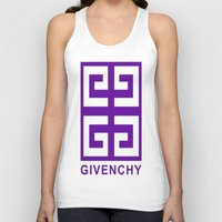 givenchy Tank Tops featuring Givenchy  by I Love Decor