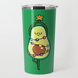 Avo Merry Christmas Travel Mug