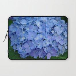 Blue hydrangea Laptop Sleeve