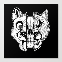 Fursuiters Canvas Print