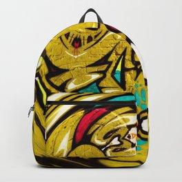 Glitch Graffiti Backpack
