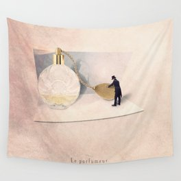 The perfumer Wall Tapestry