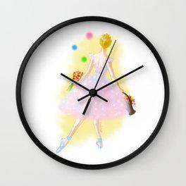 Wondrous Fair Wall Clock