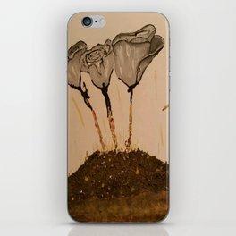 Human Being Origin iPhone Skin