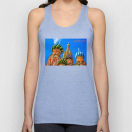St. Basil's cathedral Unisex Tank Top
