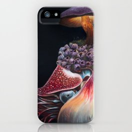 Hadal Borealis iPhone Case