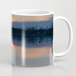 Concept : Water reflection Coffee Mug