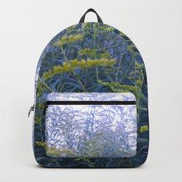 Blue Goldenrod Backpack