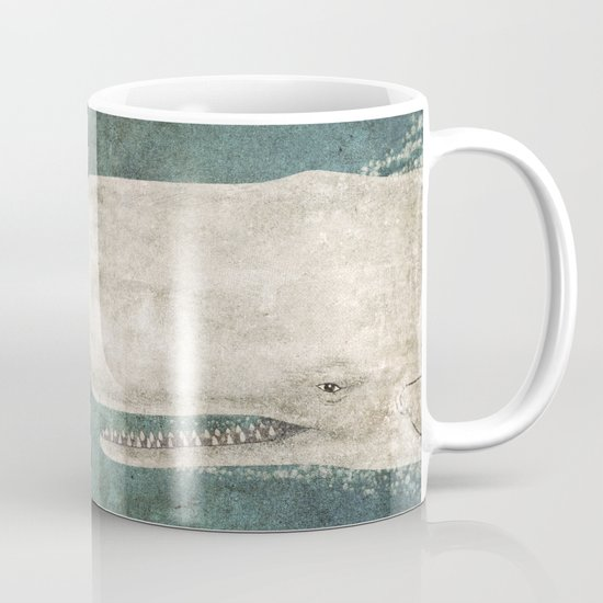 The Whale - vintage option Mug
