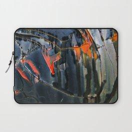Rain Graffiti Laptop Sleeve
