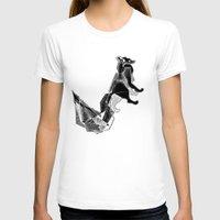 literature T-shirts featuring literature fox 1 by vasodelirium