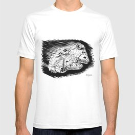 Millenium Falcon T-shirt