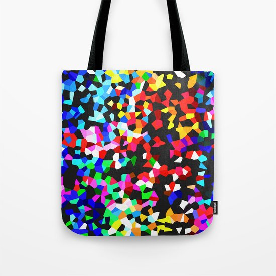 CRYSTALLISED Tote Bag