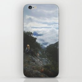 Exhale iPhone Skin