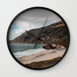 The Pacific Highway Wall Clock