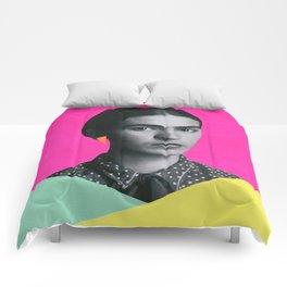 Modern Frida Comforters
