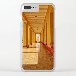 Trinidad, Cuba Clear iPhone Case