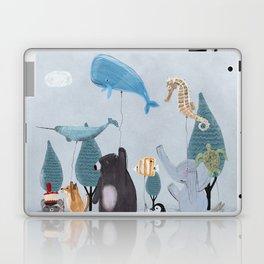 nature parade Laptop & iPad Skin