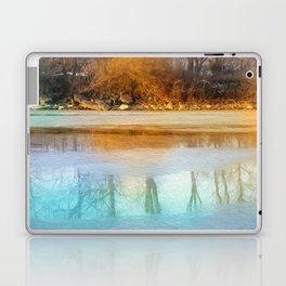 Almost Spring Laptop & iPad Skin