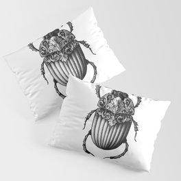 Fancy beetle ll. Pillow Sham